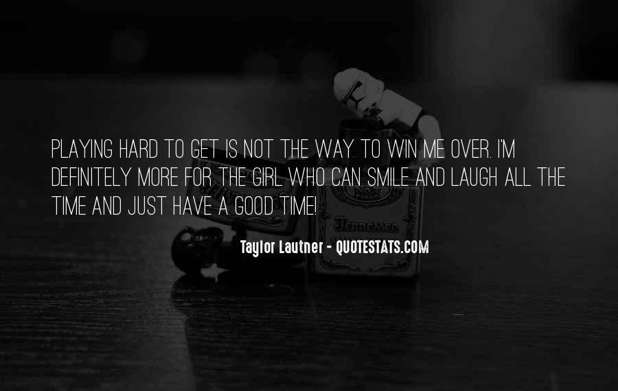Lautner Quotes #1091520