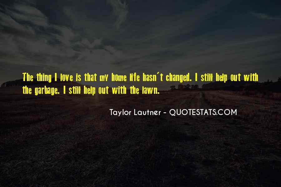 Lautner Quotes #1276095