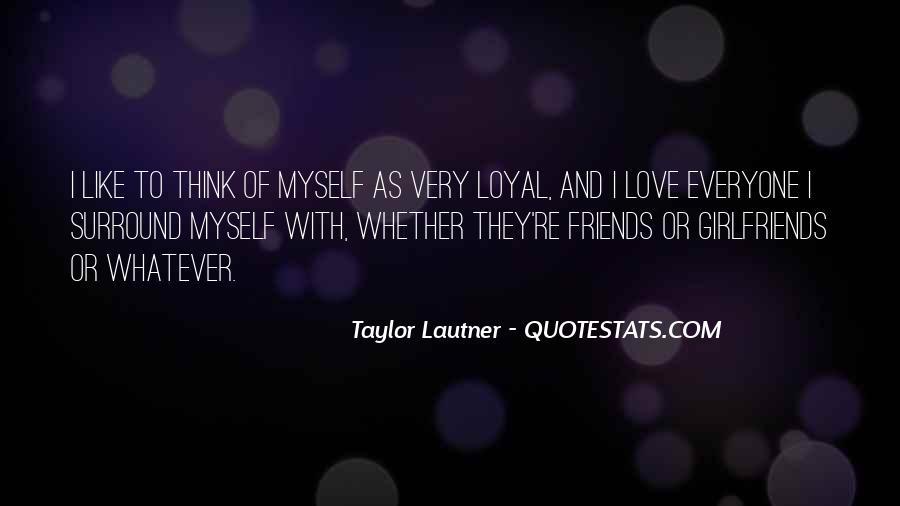 Lautner Quotes #1634574