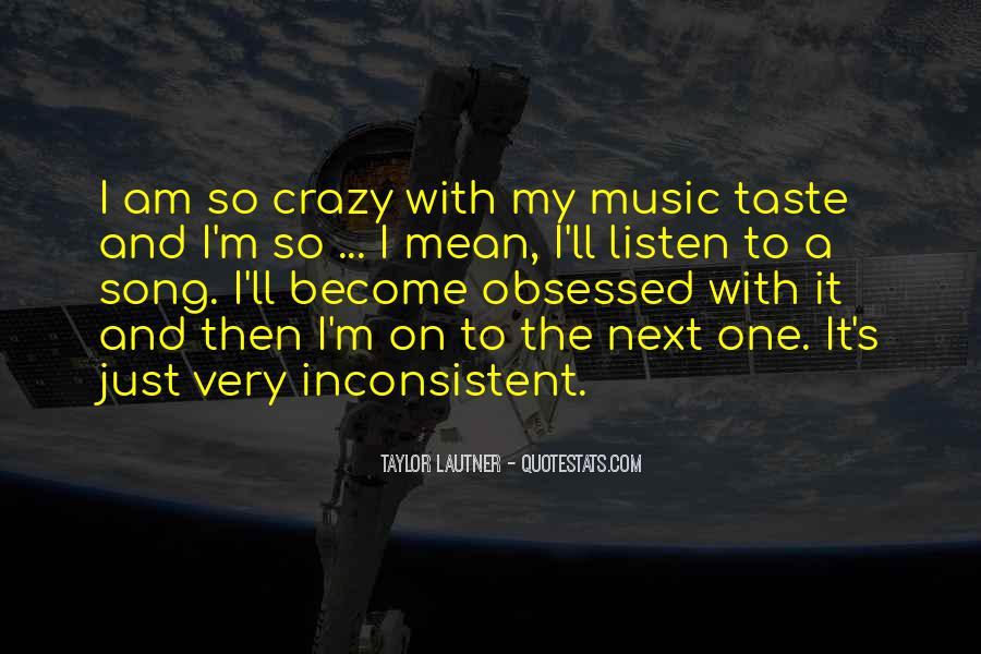 Lautner Quotes #645085