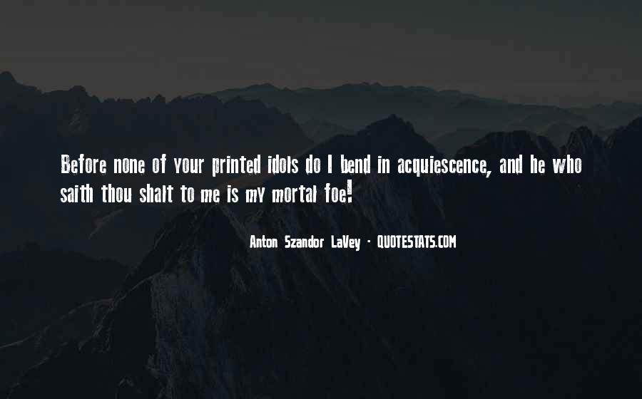 Lavey's Quotes #1001565