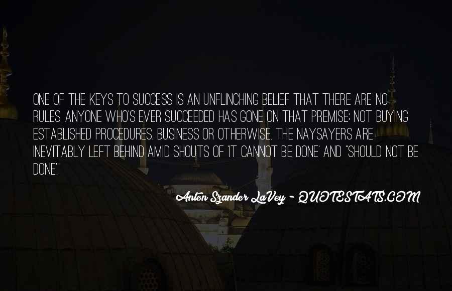Lavey's Quotes #1045177