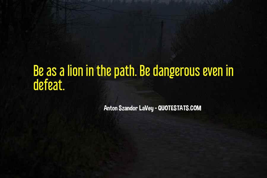 Lavey's Quotes #1069646