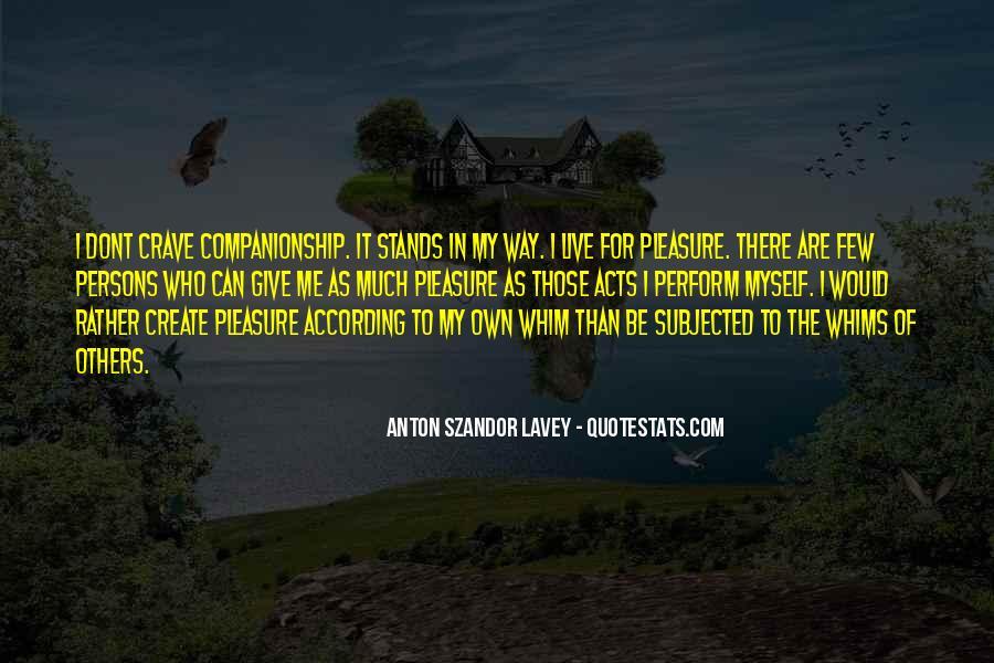 Lavey's Quotes #1103128