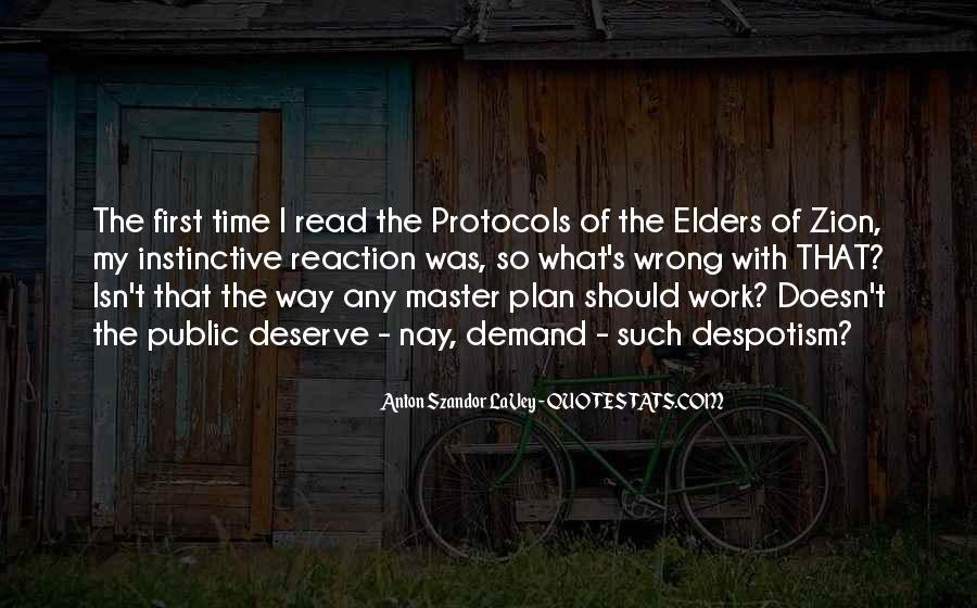 Lavey's Quotes #161275