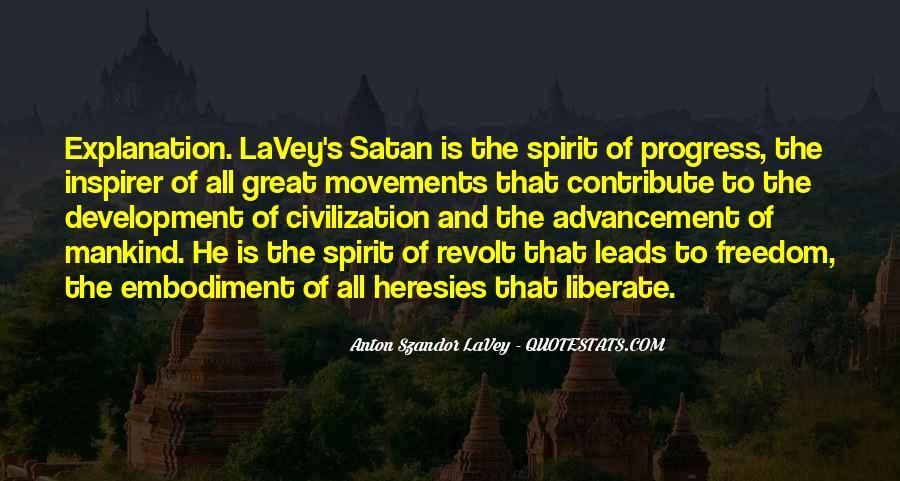 Lavey's Quotes #1828122
