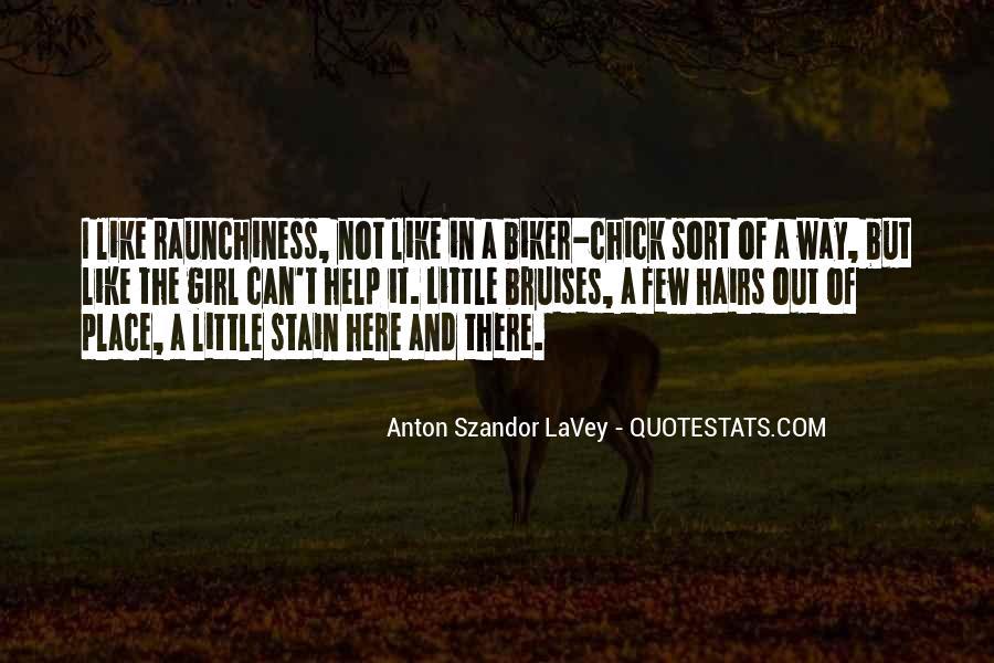 Lavey's Quotes #237933