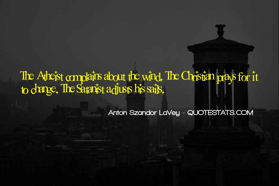 Lavey's Quotes #304274