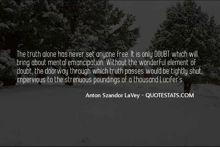 Lavey's Quotes #451459