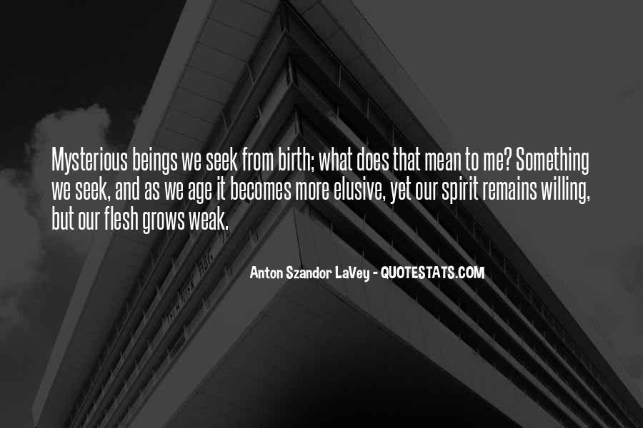 Lavey's Quotes #681227