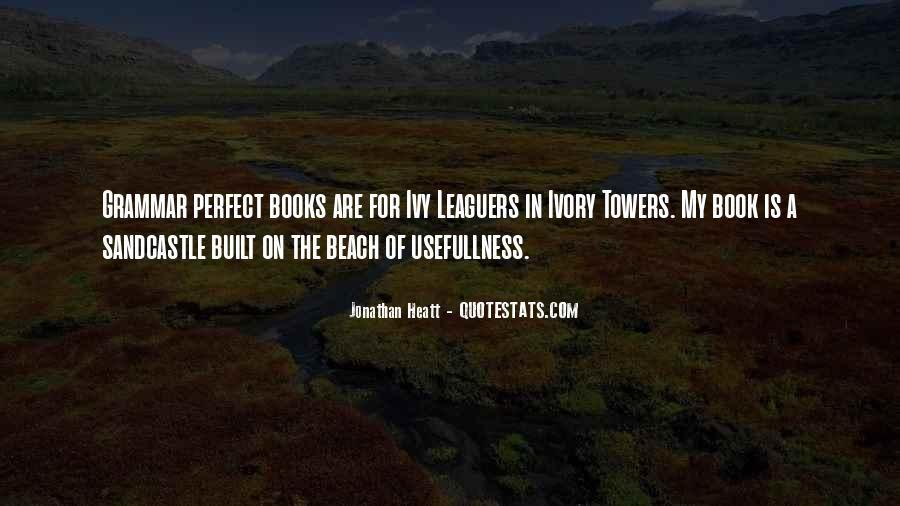 Leaguers Quotes #1420455
