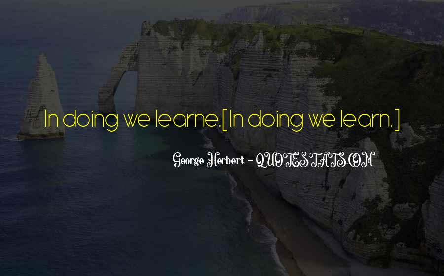 Learne Quotes #112857