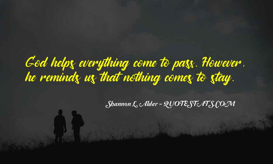 Quotes About Everything Reminds Me Of You #563609