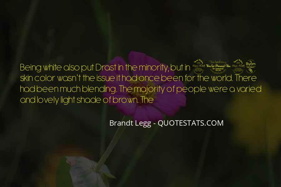 Legg Quotes #1226685
