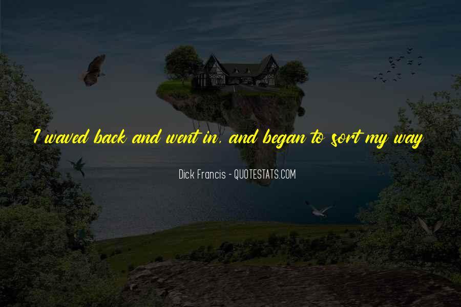 Leitch Quotes #1219036