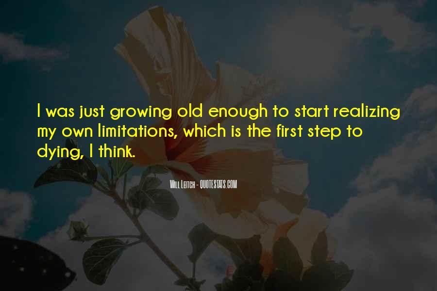 Leitch Quotes #172846