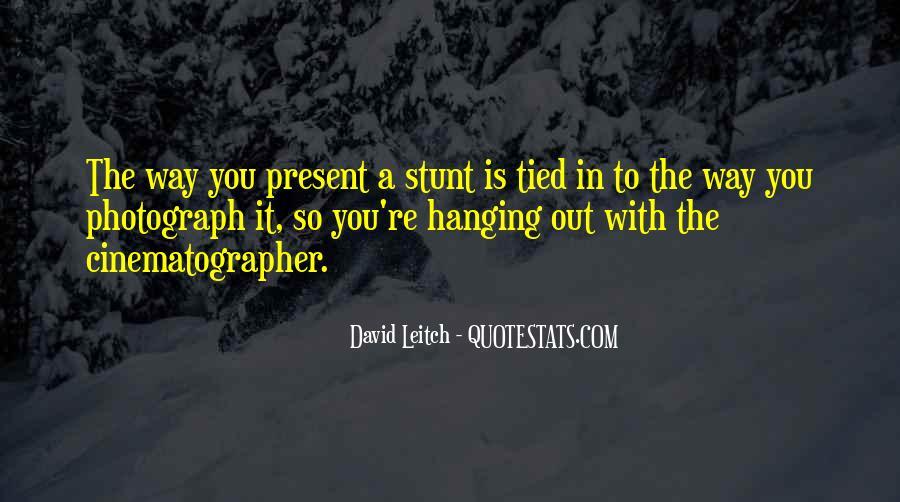 Leitch Quotes #538086