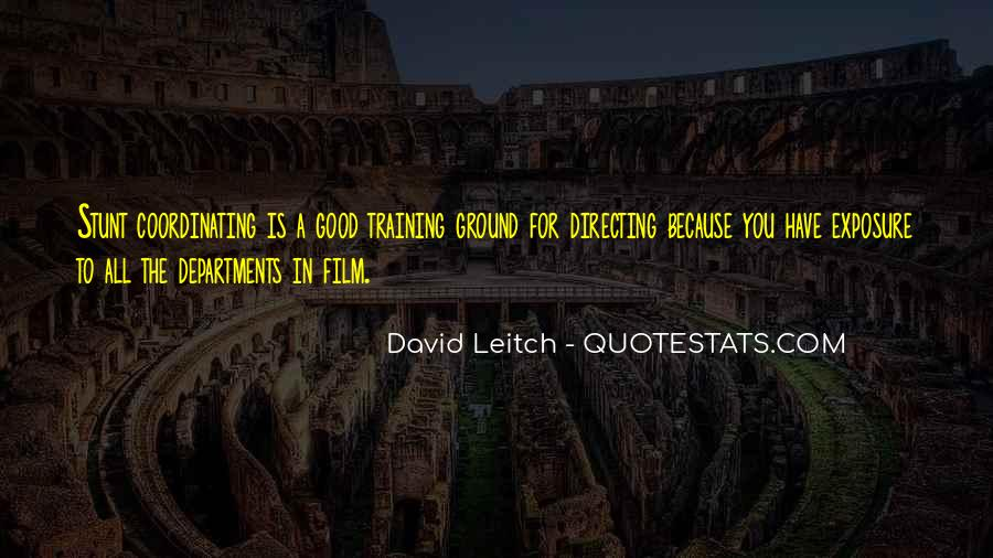 Leitch Quotes #851650