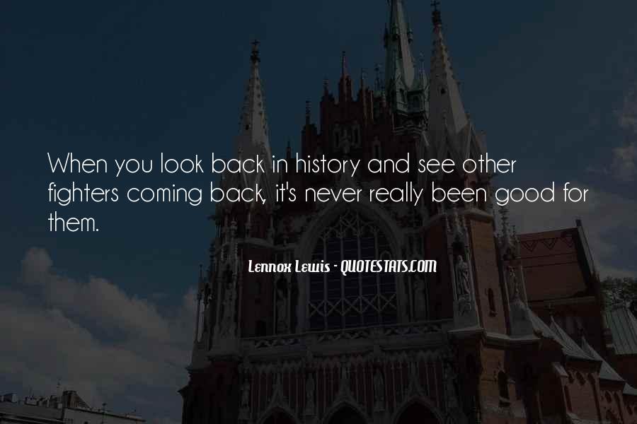 Lennox's Quotes #110815
