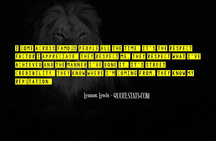 Lennox's Quotes #1263176