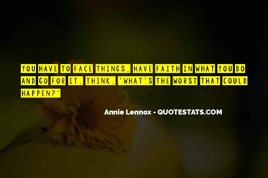 Lennox's Quotes #1281576