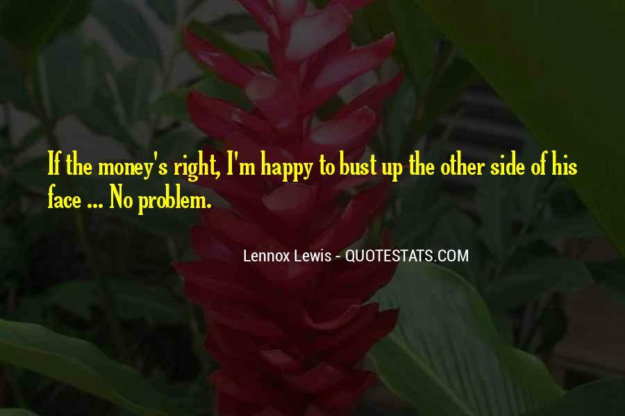 Lennox's Quotes #1297432