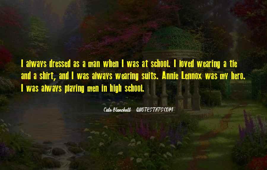 Lennox's Quotes #132248