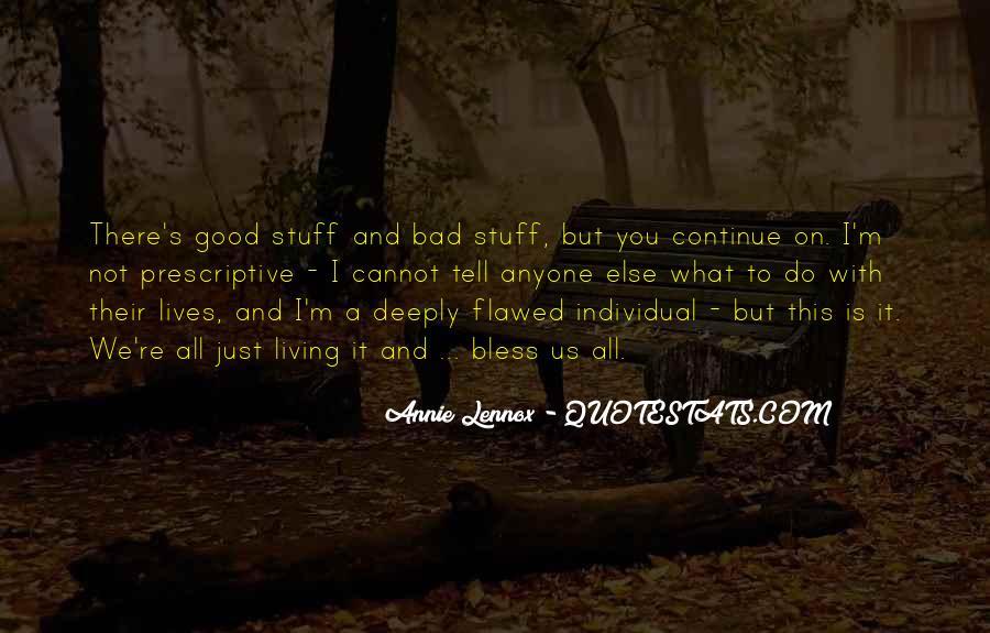 Lennox's Quotes #1335614