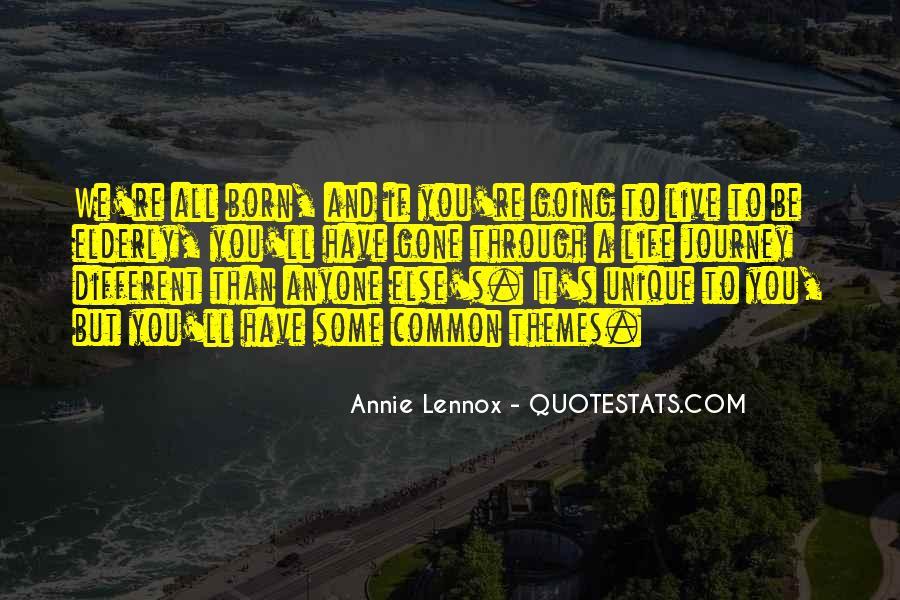 Lennox's Quotes #1365886