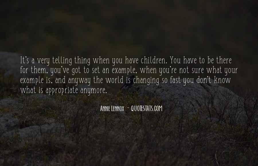 Lennox's Quotes #1372391