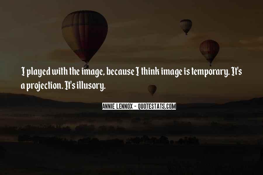 Lennox's Quotes #1380819