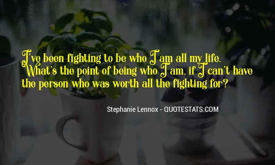 Lennox's Quotes #1480592