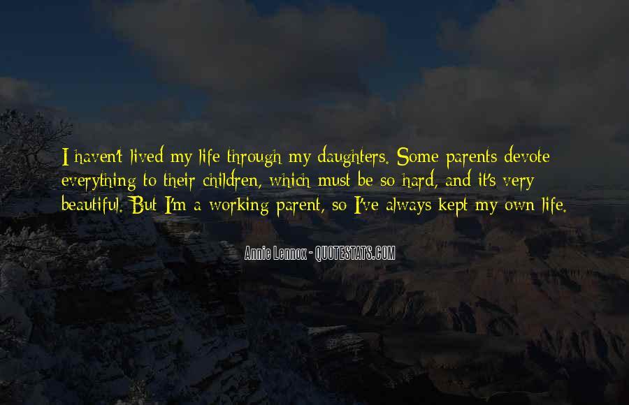 Lennox's Quotes #148326