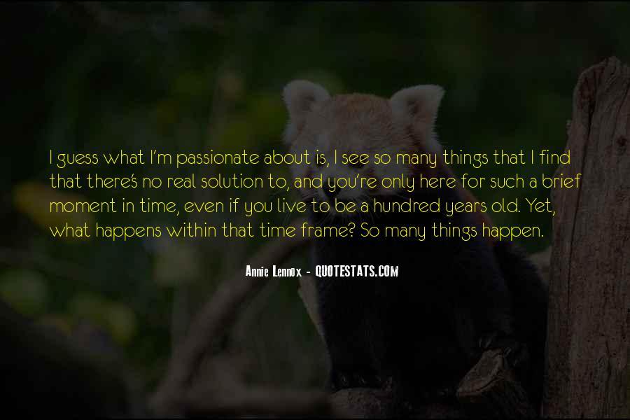 Lennox's Quotes #1560772