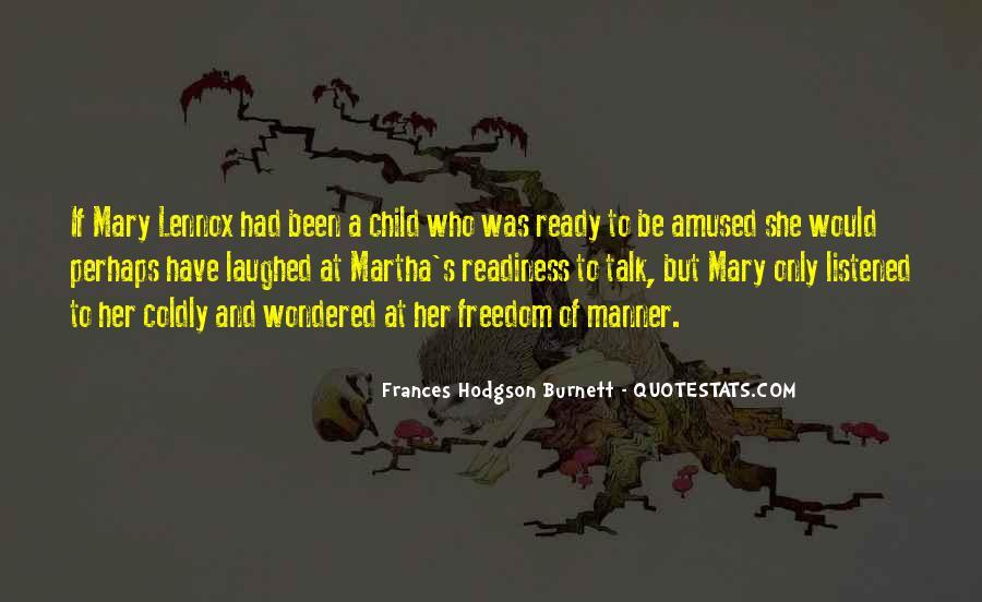 Lennox's Quotes #1643606
