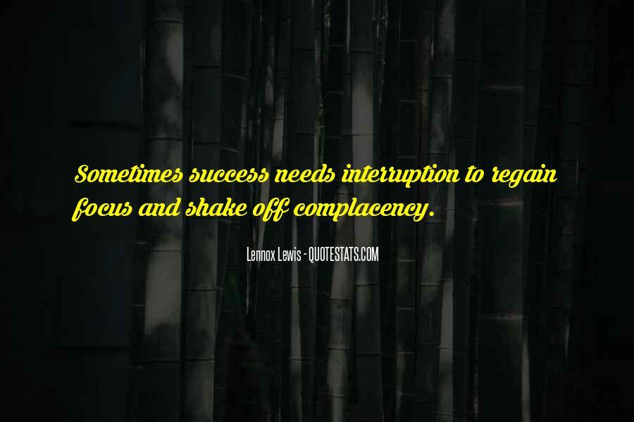 Lennox's Quotes #165342