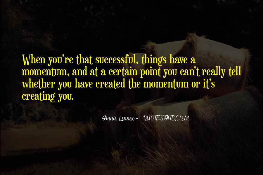 Lennox's Quotes #1723248