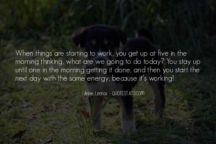 Lennox's Quotes #275233