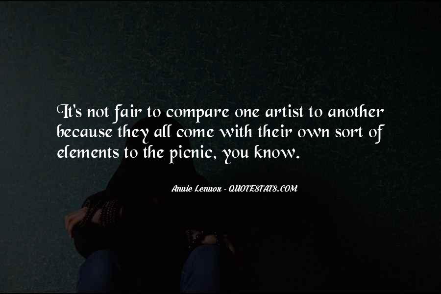 Lennox's Quotes #364295