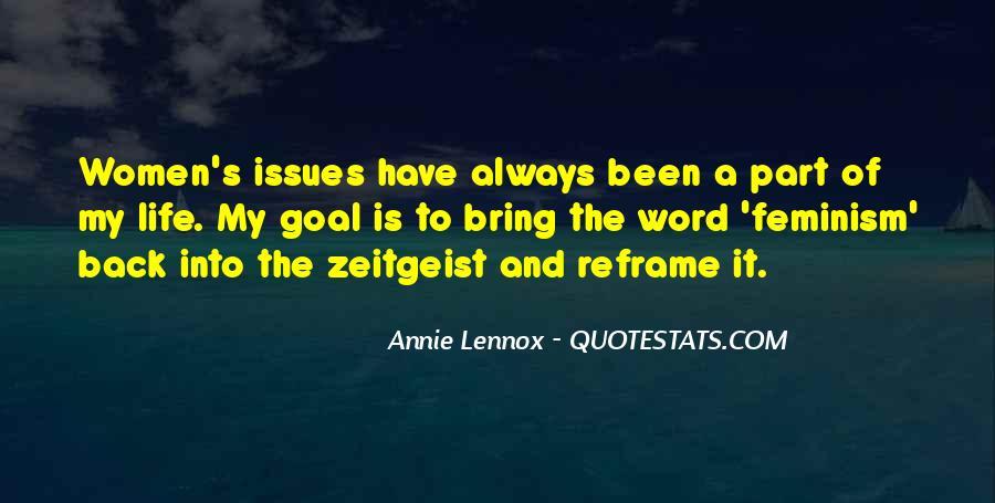 Lennox's Quotes #492938