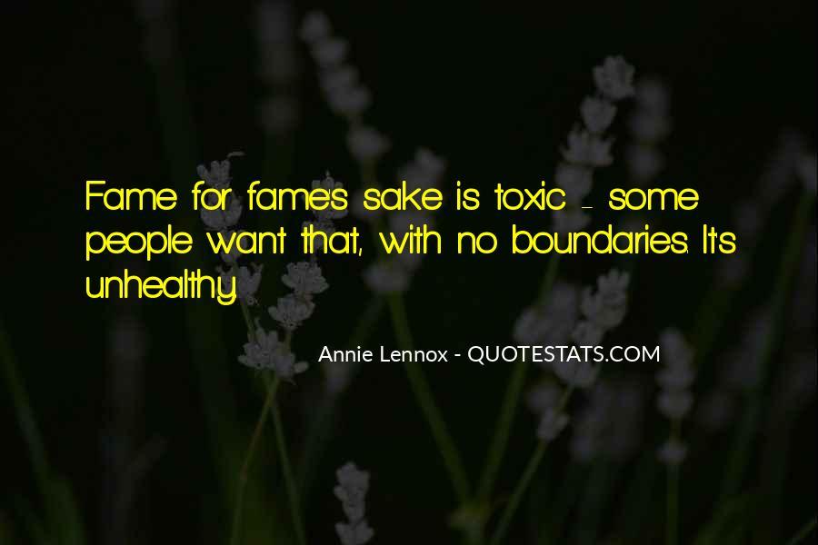 Lennox's Quotes #50006