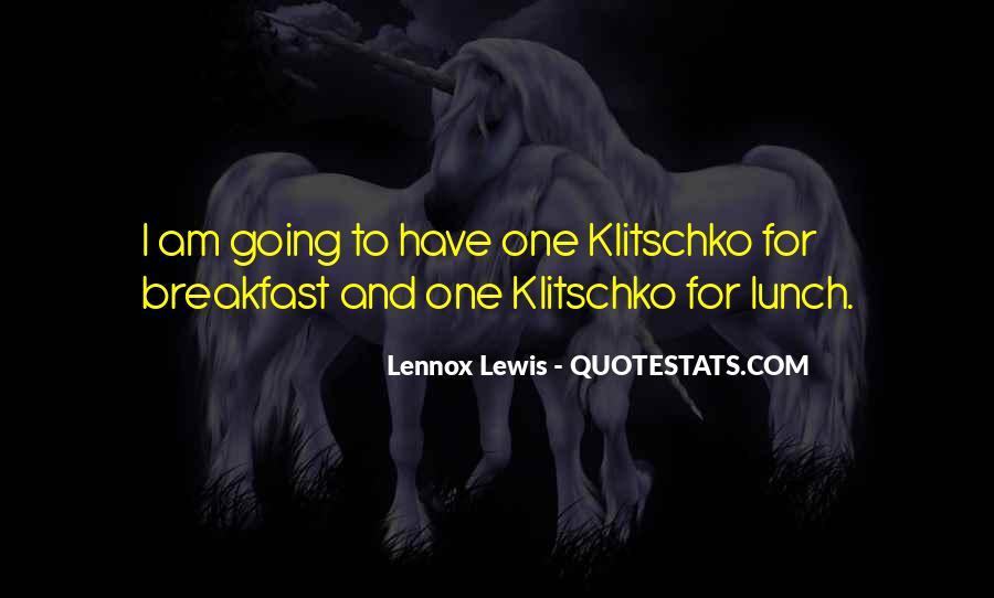 Lennox's Quotes #64474