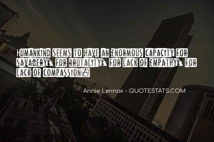 Lennox's Quotes #67553