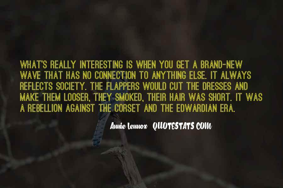 Lennox's Quotes #742514