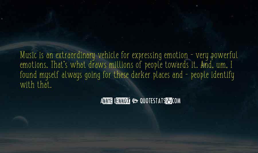 Lennox's Quotes #803884