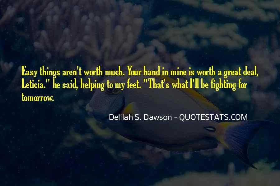 Leticia Quotes #1741462