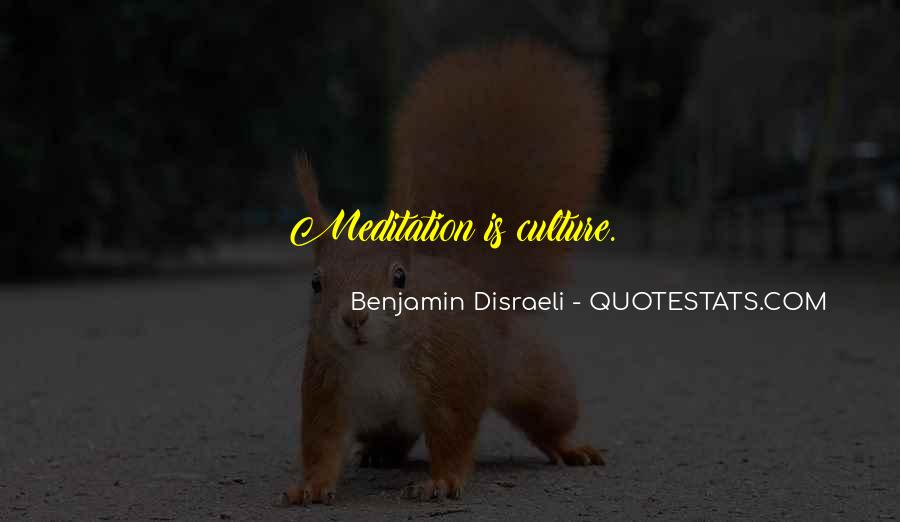 Levelheadedness Quotes #1305680