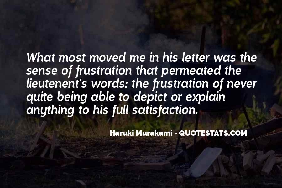 Lieutenent's Quotes #1244521
