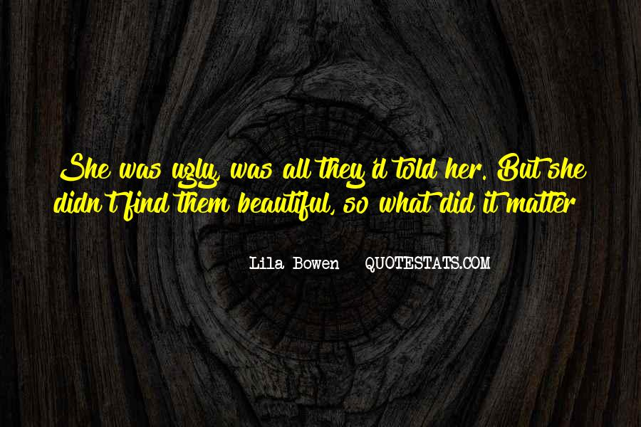 Lila's Quotes #325866