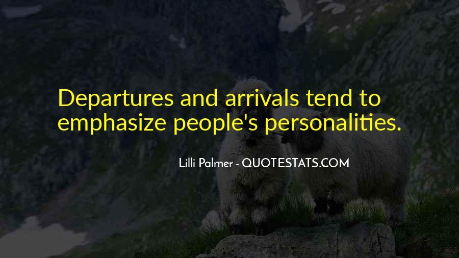 Lilli Quotes #1032771